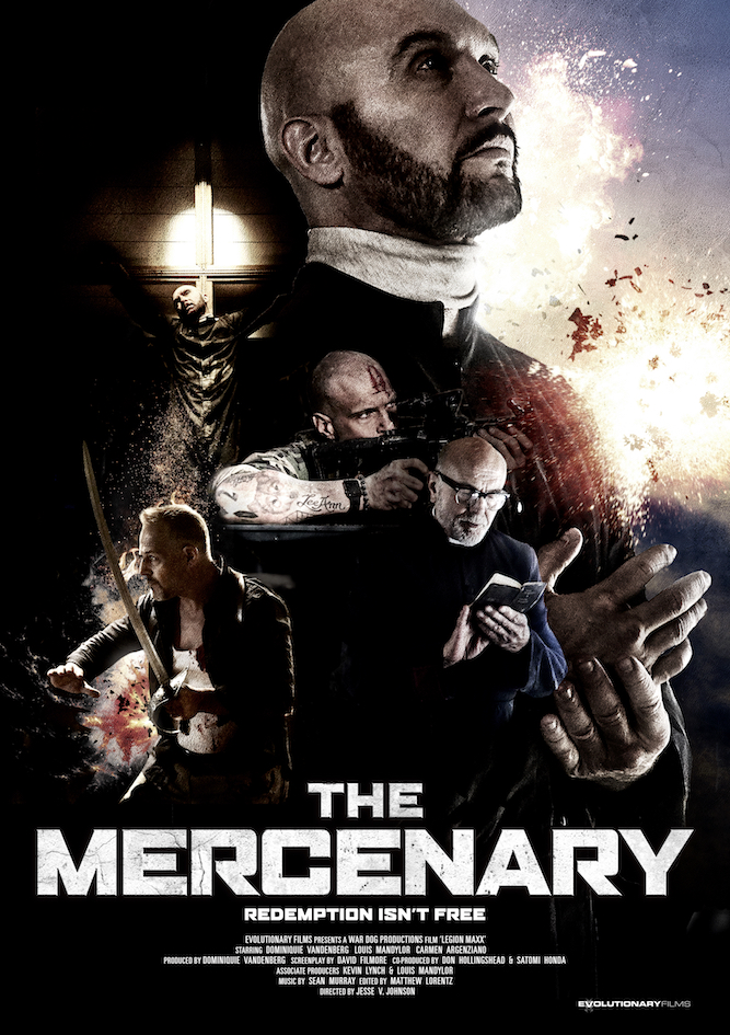 THE MERCENARY (LEGION MAXX) (2019)